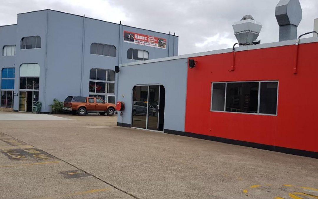 63M2 Shop/Warehouse on Brisbane Road